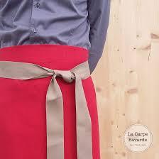 tablier bleu marine tablier de cuisine u2013 la carpe bavarde