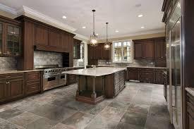 kitchen oak cabinets color ideas kitchen floor tile ideas with oak cabinets blue design accent color