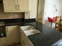 Unfinished Solid Wood Kitchen Cabinets Granite Countertop Kitchen Worktop Compost Bin Double Oven With