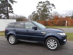 land rover sport land rover range rover sport 3 0 sd v6 hse station wagon 4x4 5dr