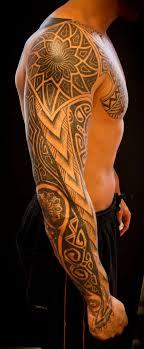intricate tribal sleeve best design ideas
