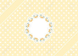 Invitation Card Designing Invitation Card Template Design With Pattern Royalty Free Cliparts