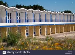 double decked beach huts sandbanks bournemouth poole dorset