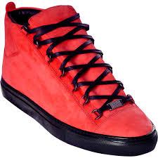 boot balenciaga arena sneakers men balenciaga arena mens