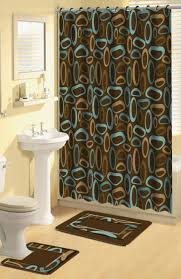 Bathroom Rugs Sets Bathroom Sets With Shower Curtain And Rugs And Accessories