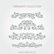 ornament vectors 42 600 free files in ai eps format