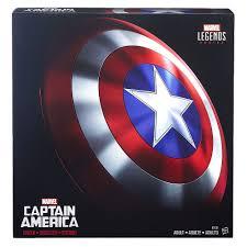 marvel legends gear series captain america shield hasbro toys