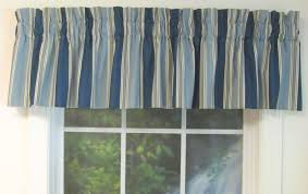 tailored valances solid colored patterned