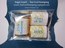 favors for class reunions remember when high school reunion favors cool sting