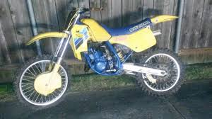 1985 suzuki 250 motorcycles for sale