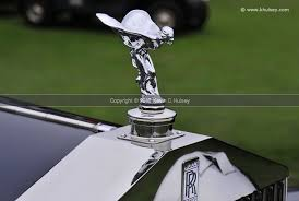 stock photos 1930s rolls royce phantom ii ornament