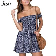 aliexpress com buy jtsh short woman strapless bohemian