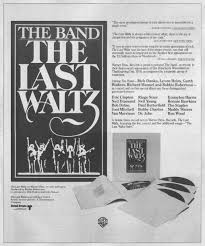 thanksgiving day 1976 band the last waltz