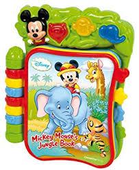disney baby mickey mouse u0027s jungle book amazon uk toys u0026 games