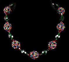 necklaces that light up wholesale 100pcs lot