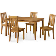 Better Homes And Gardens Dining Room Furniture Better Homes And Gardens Bankston Dining Chair Set Of 2 Honey