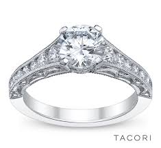 engagement rings ta engagement ring of the day tacori robbins brothers
