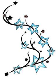 flowers and stars tattoo designs free download clip art free