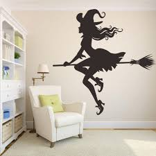 witch home decor compare prices on witch vinyl online shopping buy low price witch
