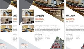 microsoft word brochure template free property brochure template free 20 free real estate flyer