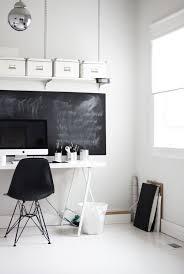tableau pour bureau 77 idées créatives pour faire un tableau noir en peinture