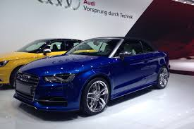 hyundai convertible audi s3 cabriolet 2014 out in the open auto express