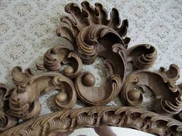 ornament frame getmanchuk oleg wood carving rococo