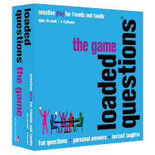 amazon com loaded questions the family and friends version of