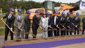 Journal Of Light Construction by Construction Of Long Awaited Purple Line Begins In Prince George U0027s