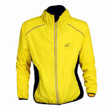 yellow waterproof cycling jacket men winter autumn cycling coat windproof road bike cycle clothing