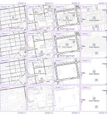 Map Of Union Square San Francisco by Refill Levels Of Detail Mapzen