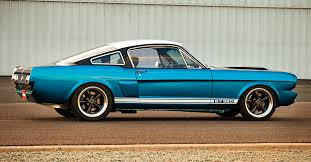 mustang fastback 1965 1965 mustang fastback side profile rod