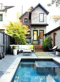 swimming pool ideas for small backyards small backyard pool ideas skleprtv info