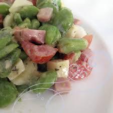 les salades composées repas idéal pour femme enceinte baby kandra