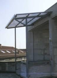 tettoia in plastica tettoie in ferro e o legno