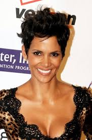razor cut hairstyles gallery halle berry layered short black razor cut hairstyles weekly