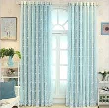 popular nursery curtains blue buy cheap nursery curtains blue lots