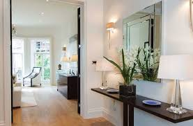 Hallway Mirrors Simple Decorate With Mirrors Beautiful Design Hallway Decorating