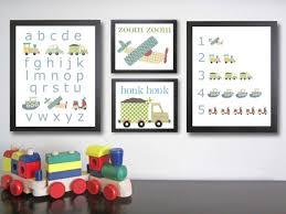 Transportation Nursery Decor Transportation Nursery Prints Children Decor By Justbunch