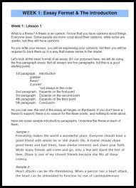 essay format high school homeschool high school essay writing how to get started