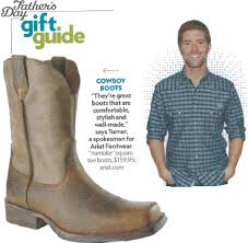 Comfortable Western Boots Country Singer Josh Turner Recommends Ariat Rambler Western