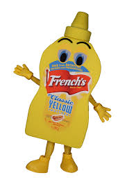 mr mustard bespoke foods mr mustard character costume costumes with character