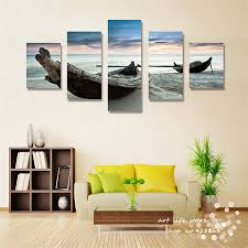 5 pieces new design canvas paintings wall art pictures home decor
