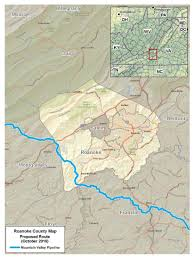 Floyd Va Map Maps Mountain Valley Pipeline Project