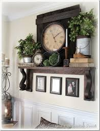 Wood Mantel Shelf Diy by Best 25 Mantel Shelf Ideas On Pinterest Mantle Shelf Faux
