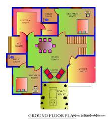 3 bedroom house floor plan pdf