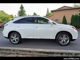2013 white lexus rx 350 for sale 2013 lexus rx 350 30k miles 1 owner navigation leather roof for