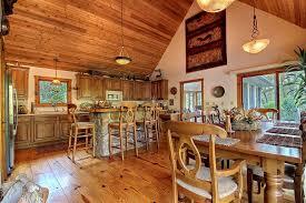 lake home interiors golden wood tones enhance this lake home lake home interiors