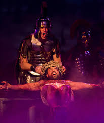 easter plays gory easter productions miss an important part of the gospels