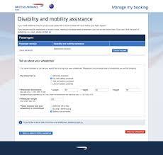 traveling with a wheelchair on british airways wheelchairtravel org